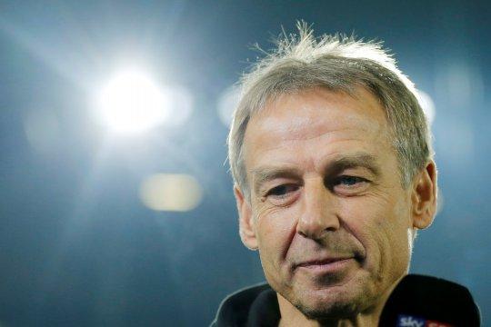 Hanya kuat tiga bulan, Klinsmann mundur latih Hertha Berlin