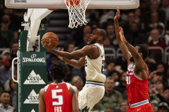 Tanpa Giannis, Bucks tetap bisa gebuk Kings