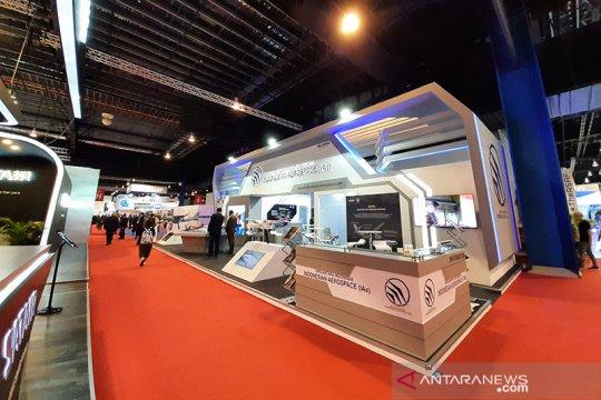 PTDI tetap tampil di acara Singapore Airshow 2020
