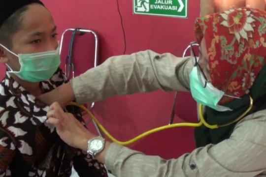 12 santri asal Blitar jalani screening lanjutan pulang dari Malaysia