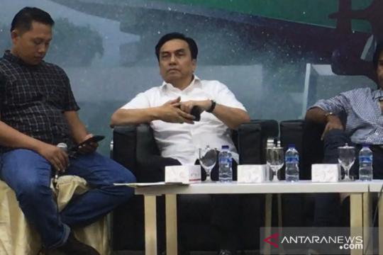 Kader PDIP ajak Presiden Jokowi diskusi soal ibu kota negara