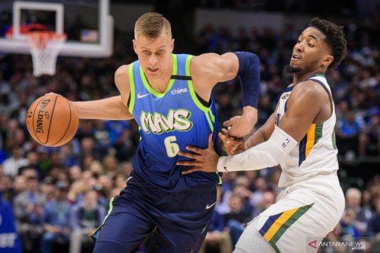 NBA: Utah Jazz kalahkan Dallas Mavericks 123 - 119