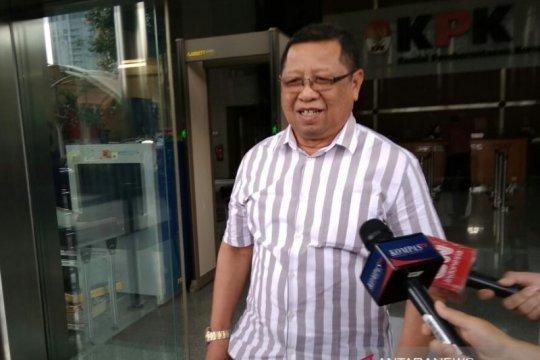 Bupati Tulungagung Maryoto dicecar 27 pertanyaan oleh KPK