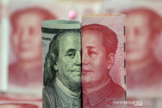 Yuan melemah 277 basis poin menjadi 6,7872 terhadap dolar AS