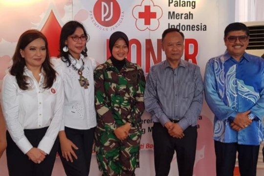 Perempuan Jenggala dan PMI gelar aksi donor darah untuk kemanusiaan