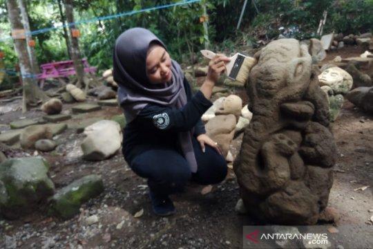 Puluhan batu berbentuk unik ditemukan di Tasikmalaya