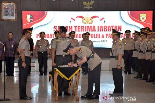 Karhutla dan pilkada fokus kerja Kapolda Irjen Pol Firman Shantyabudi