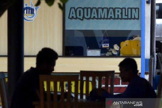 """Dua operator """"watersport"""" Tanjung Benoa tutup akibat sepi wisatawan"""