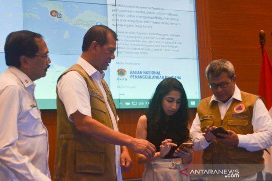 BNPB bagikan kiat antisipasi dampak hujan deras Jabodetabek