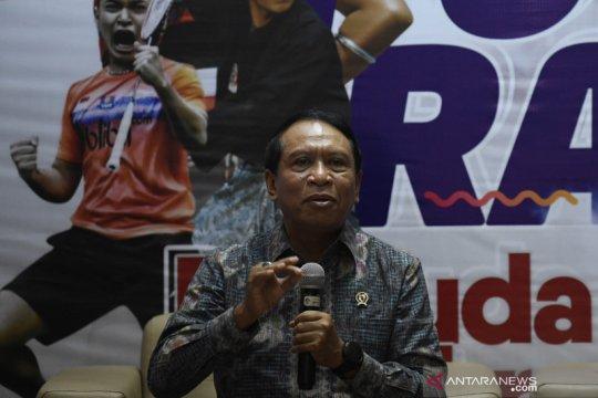 Kemenpora pertimbangkan potensi kerumunan di Indonesia Open 2020