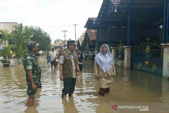 15.638 jiwa terdampak banjir di Kabupaten Musi Rawas