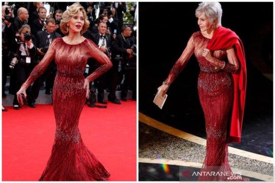 """Tren fesyen """"berkelanjutan"""" di Oscars 2020"""