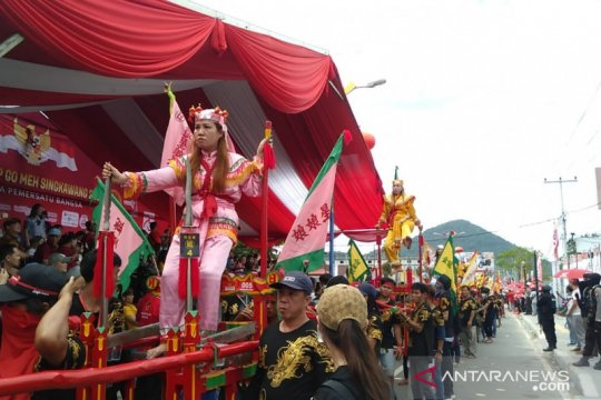 Festival CGM dan Tatung Singkawang ditetapkan sebagai WBTB oleh UNESCO