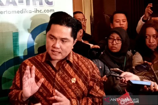 Erick Thohir tetapkan tiga direktur baru PT Bahana