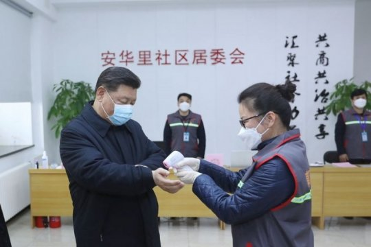 Presiden China dukung penyelidikan WHO jika COVID-19 terkendali