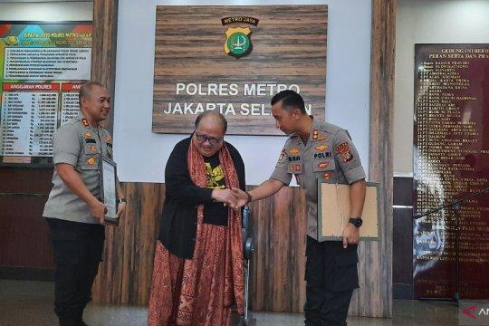 Jaya Suprana: Polisi Indonesia tak kalah dengan FBI