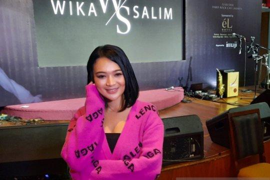 Wika Salim rilis lagu beraliran musik pop