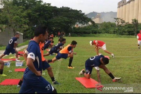 Semen Padang bakal gelar pemusatan latihan di Medan