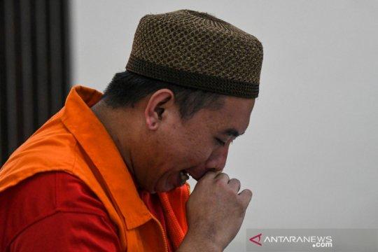 Pemilik 20 kilogram sabu di Palembang divonis mati