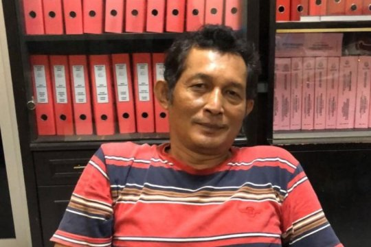 Kejati Sumut tangkap buronan tersangka korupsi pengadaan kapal laut