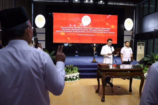Kementerian PAN-RB tuntaskan penyederhanaan birokrasi