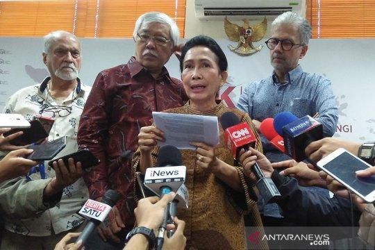 Nasabah Jiwasraya mengaku lega setelah bertemu OJK