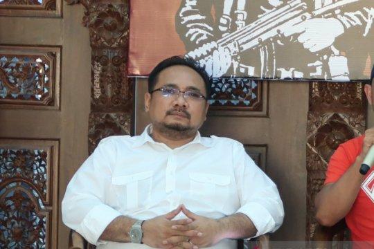 Gus Yaqut: Jangan benturkan agama dengan Pancasila