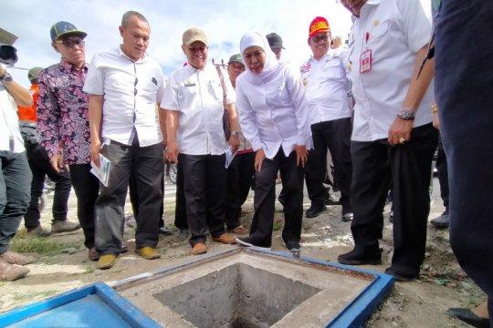 Gubernur Sulteng apresiasi bantuan air bersih Pemrov Jawa Timur
