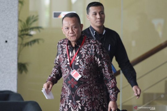 DPO sejak Februari, KPK tangkap mantan Sekretaris MA Nurhadi di Jaksel