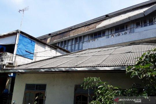 PPKD mohon Baznas bantu rumah warga tertimpa kanopi ambruk