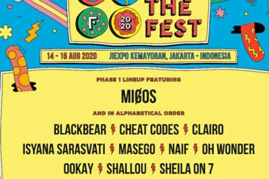 We The Fest 2020 umumkan musisi penampil fase pertama