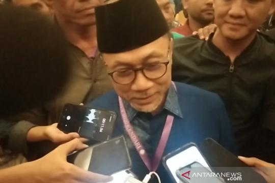 PAN terima SK Menkumham terkait kepengurusan 2020-2025