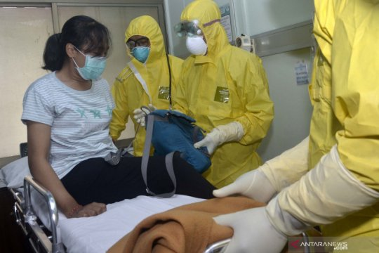Kemenkes: WN China terinfeksi COVID-19 setelah pulang dari Bali