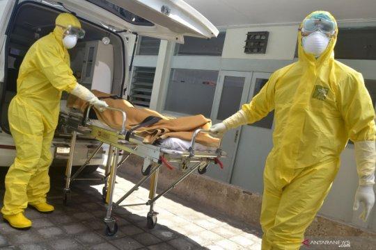 Pasien COVID-19 kasus 25 meninggal dunia di Bali