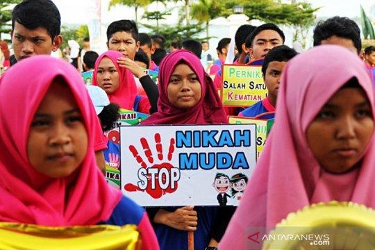 Kemenag: Pernikahan bawah umur bertentangan dengan regulasi