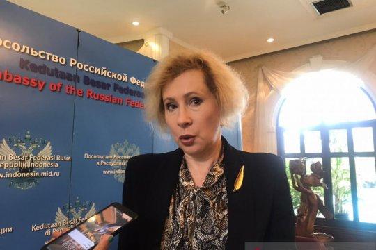 Rusia: Palestina, Israel harus tentukan sendiri kesepakatan perdamaian
