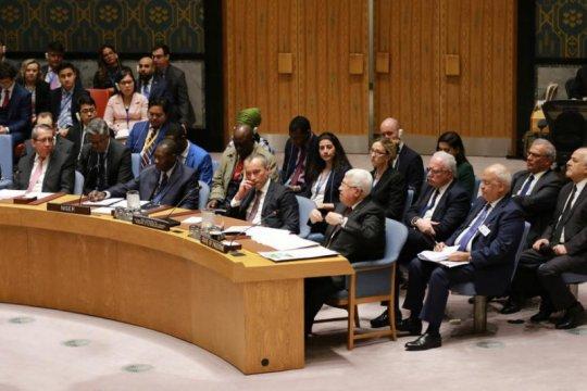 PBB tekankan perlunya dialog guna selesaikan konflik Palestina-Israel