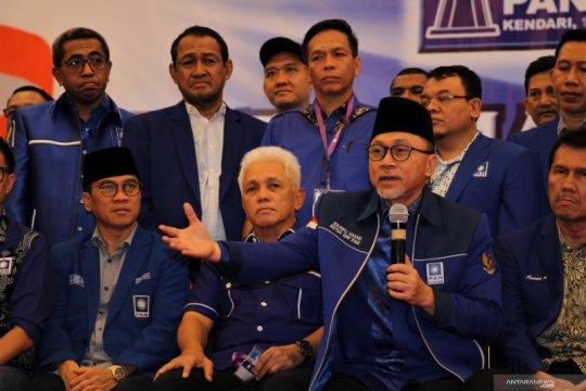 Hatta Rajasa target Pemilu 2024, PAN masuk tiga besar