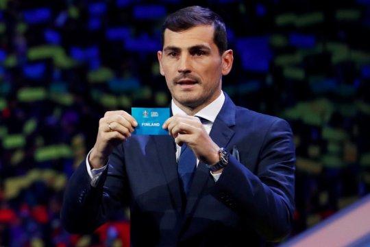 Iker Casillas calonkan diri jadi presiden FA Spanyol