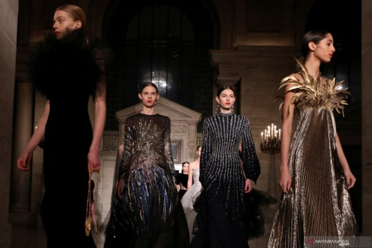 New York Fashion Week akan tetap digelar
