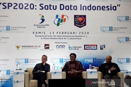 BPS: Sensus Penduduk 2020 akan atasi kesimpangsiuran data