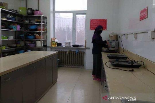 Mahasiswa asal Palangka Raya masih bertahan di Harbin China