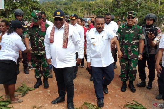 Wamen PUPR ajak masyarakat Papua kawal Perpres 17 Tahun 2019