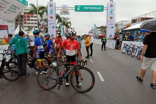Jamalidin harus puas finis urutan 23 etape tujuh TdL
