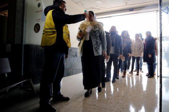 WHO akan mulai uji corona di wilayah pemberontak Suriah