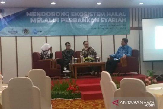 Pengembangan ekosistem halal di Indonesia butuh dukungan banyak pihak