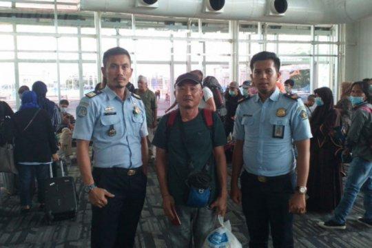 Imigrasi Mamuju deportasi WNA Malaysia