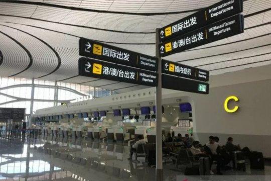 China peringatkan warganya tidak kunjungi AS