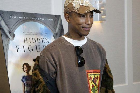 "Pharrell Williams akan buat serial original Netflix ""Voices of Fire"""