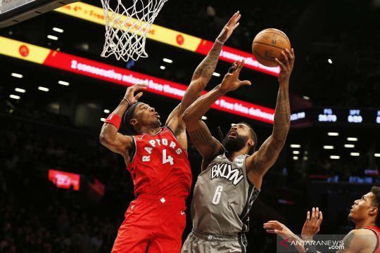 NBA: Brooklyn Nets vs Toronto Raptors